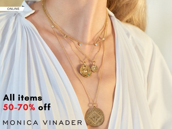 Monica Vinader Online Flash Sale